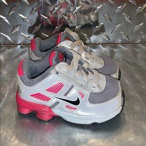 Kid's Nike Shox Turbo 11 Sz 4C
